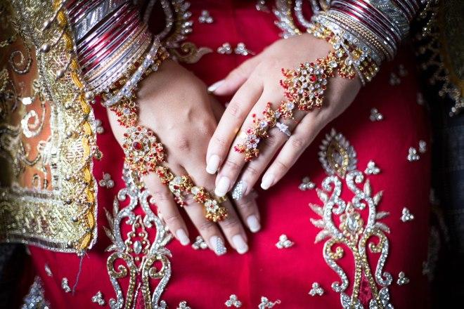 Marsha Raj Hindu Ceremony Farida Alvi   (113)