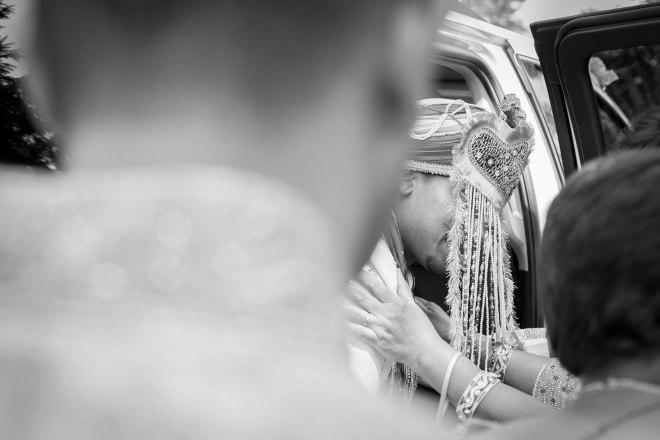 Marsha Raj Hindu Ceremony Farida Alvi   (362)
