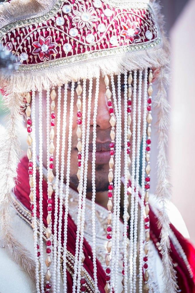 Marsha Raj Hindu Ceremony Farida Alvi   (442)