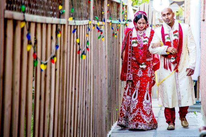 Marsha Raj Hindu Ceremony Farida Alvi (842A)