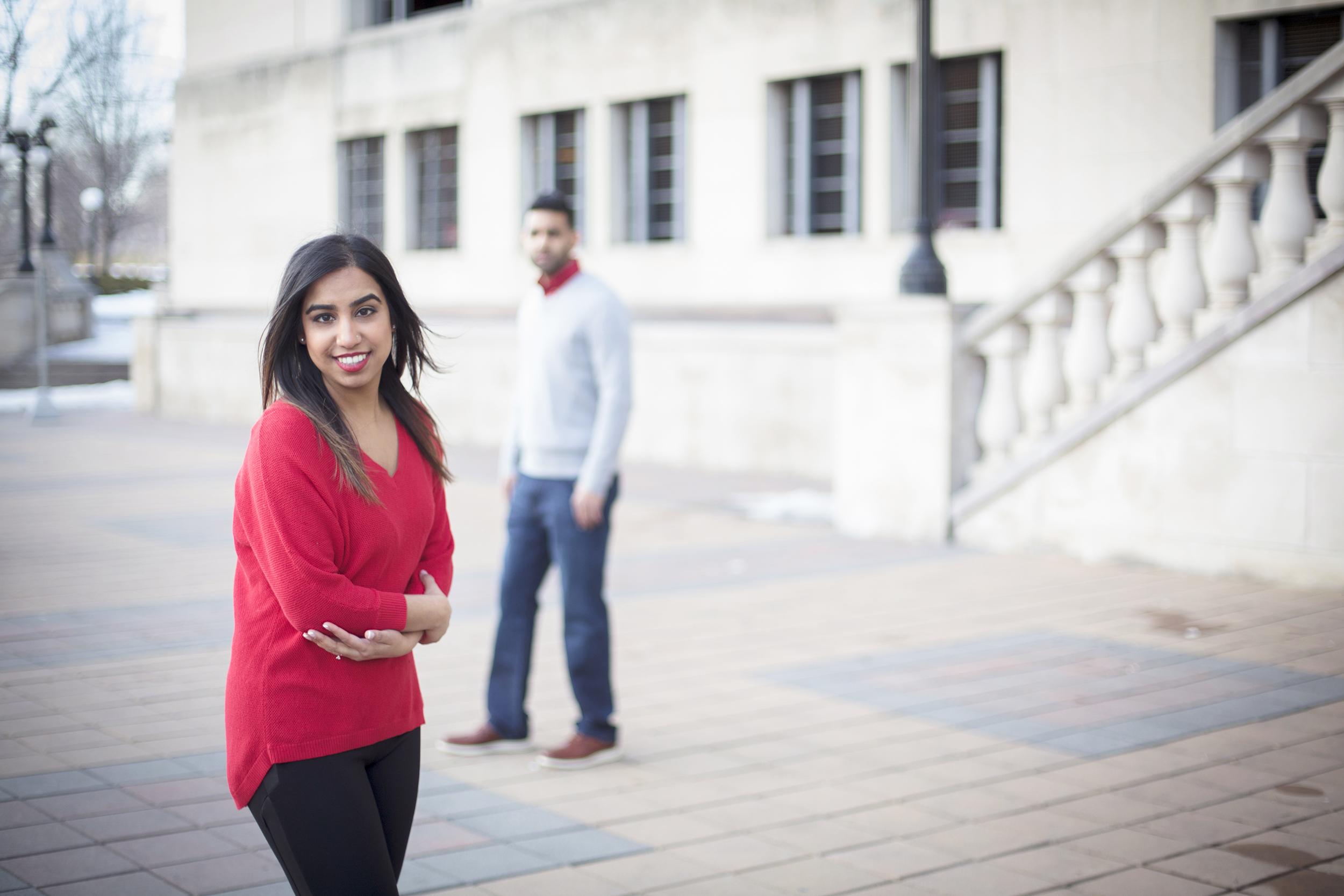 Engagement Poonam and Ankoor Farida Alvi_74
